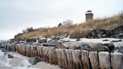Ostsee Küste Pelzerhaken