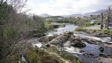 River Sneem, Irland