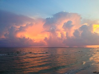 Sunset Gulf of Mexico