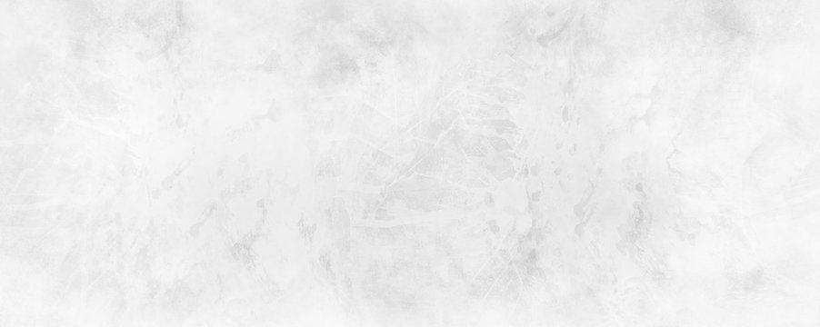 white background with gray vintage marbled texture, distressed old textured stained paper design