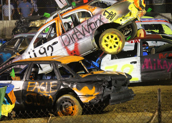 Demolition Derby Smash
