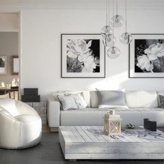 Ramgestaltung: Apartment (Detail)