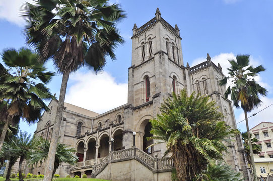 Cathedral in Suva, Fiji