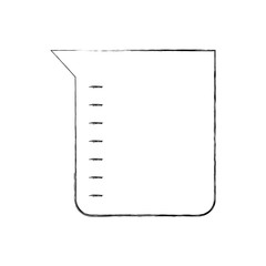 laboratory tube test icon vector illustration design