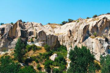 Goreme national park, Goreme open air museum in Turkey