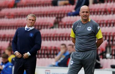 League One - Wigan Athletic vs Bury