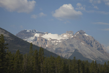 Beautiful Canadian Rocky Mountains of British Columbia, Canada.