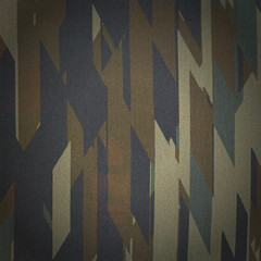 Military camouflage pattern, fabric background