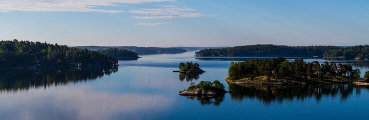 Foto auf Leinwand Stockholm Stockholm Schärengarten / Archipelago
