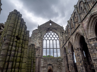 Ruins of Holyrood Abbey