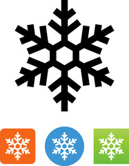 Snow Icon - Illustration