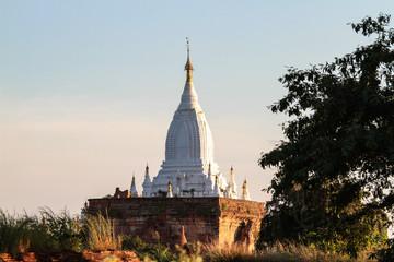 Myanmar - Sonnenuntergang in Bagan