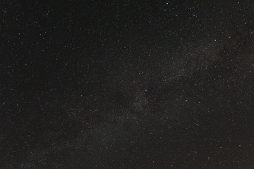 Sterne in der Nacht