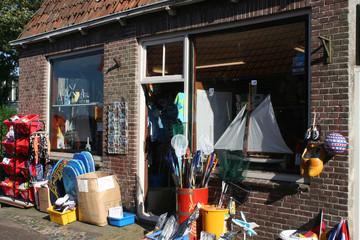 The Frisian City of Hindeloopen