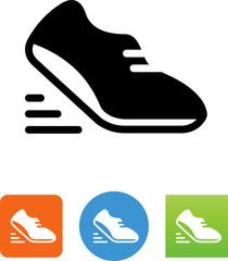Athletic Shoe Icon