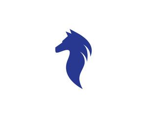 Wolf Logo Template vector icon illustration design