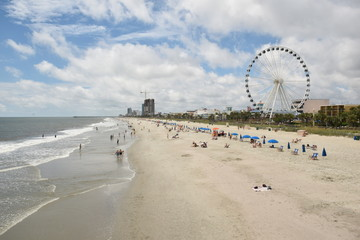 Myrtle Beach Skywheel, South Carolina