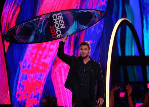 2017 Teen Choice Awards – Show – Los Angeles