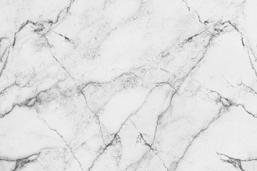 white background from marble stone texture for design