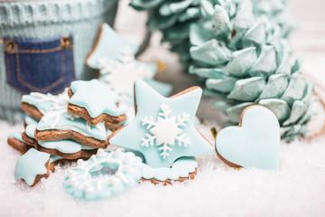 Weihnachten gebäck