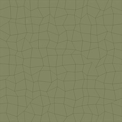 Abstract irregular rectangle mosaic background