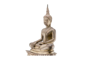 The Buddha statue antique