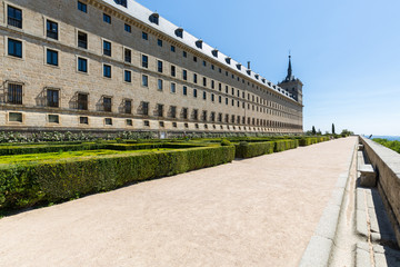 San Lorenzo de El Escorial - Spain - Unesco