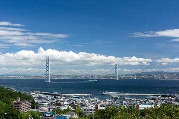 明石海峡大橋/兵庫県