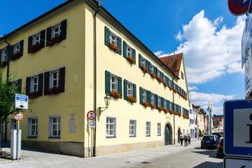 Rathaus von Gunzenhausen