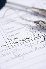 Dentist: Focus on Oral Hygiene Score