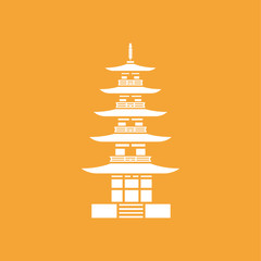 Mt. Fuji tower icon