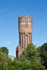 Lüneburg, Wasserturm