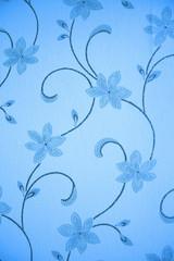 wallpaper  blue flower background
