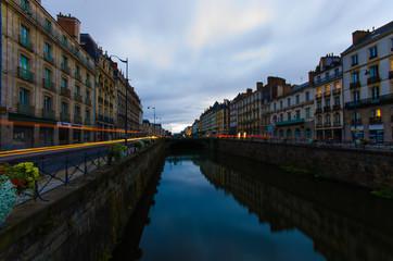 Quais de Rennes