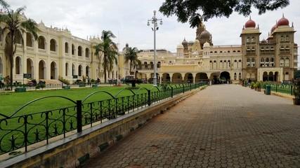 Mysore Palace Temple Interior