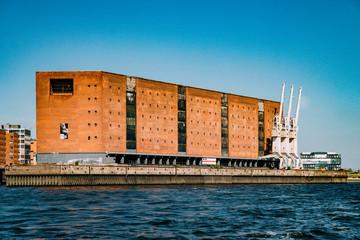 Hamburg vor der Hafencity,  Juni 2005
