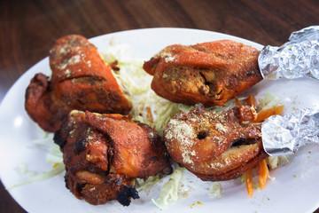 インド料理、タンドリーチキン