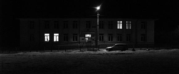 notte buia