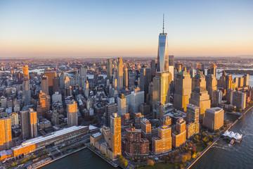 Downtown Manhattan, New York City, USA