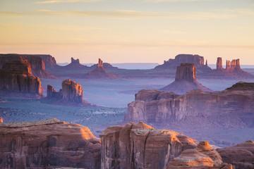 Hunt's Mesa, Monument Valley, Arizona, USA