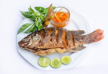 Mango fish fry
