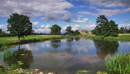 Croome Stately Home Worcestershire England UK