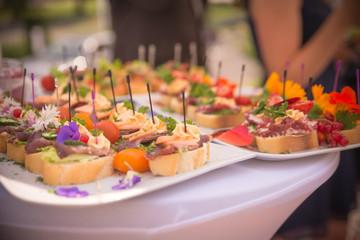 Partyhäppchen / Buffet