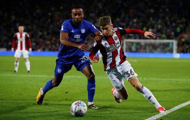 Championship - Cardiff City vs Sheffield United