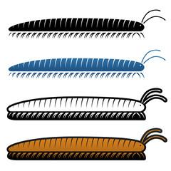 Millipede Symbol