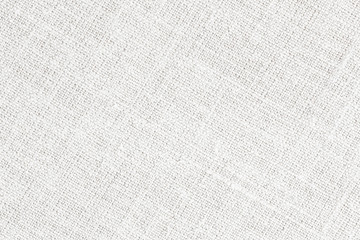 White canvas texture./White canvas texture
