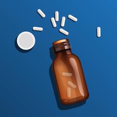 médicament - gélule - médecine - santé - soin - soigner - médecin