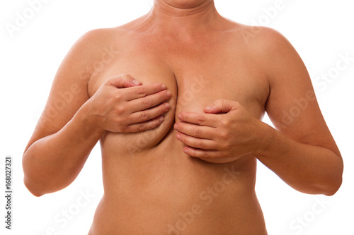 Unterschiedlich große Brüste in der Stillzeit