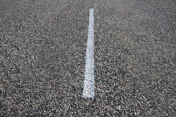 Texture of asphalt road.