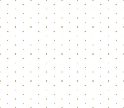 seamless geometric vector dots pattern background